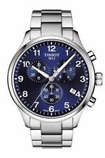 Tissot Men's Swiss Chrono XL Blue Dial Classic T-Sport Watch T116.617.11.047.01