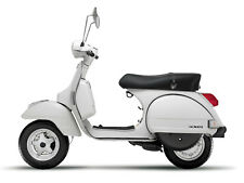 VESPA PX 150 PX150 Scooter SERVICE Manual Illustrated PARTS Catalog -2- MANUALS