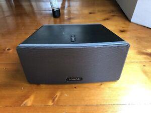 Sonos Play:3 Wireless Speaker Black