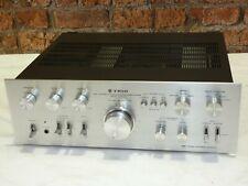 TRIO KA-8100 Vintage Hi Fi Separates Use DC Integrated Stereo Amplifier
