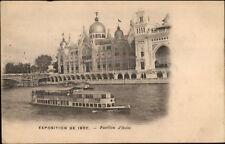 1900 Universelle Expo Paris - Pavilion d'Italie Italy Postcard