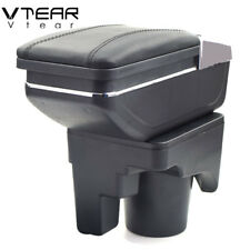 Vtear For VW jetta mk5 Golf mk5 6 armrest box central Store content box cup hold