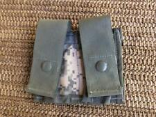 Army Military Surplus ACU UCP MOLLE 40mm Grenade OTV Pouch DOUBLE USGI