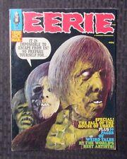 1969 EERIE Warren Magazine #20 VF- Reed Crandall - John Severin