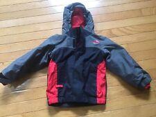 Toddler 3t Northface Nylon Multi Climate Vortex Jacket W/ Removable Liner Euc