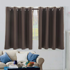 1Panel Modern Short Curtain Flutters Living Room Curtain Wind Curtain Home Decor