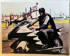 ADAM WEST 'BATMAN'  SIGNED 8x10 PHOTO AUTHENTIC BECKETT REPRINT