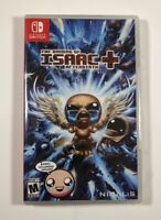 The Binding of Isaac: Afterbirth+ (Nintendo Switch, 2017) *RARE*