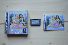 GBA - Barbie: The Princess and the Pauper - (OVP, mit Anleitung)