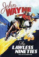 """LAWLESS NINETIES (George """"Gabby"""" Hayes) - DVD - Region 1"""