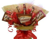 LUXURY GALAXY CHOCOLATE GIFT BASKET BOUQUET BIRTHDAY THANKYOU GIFT HAND MADE