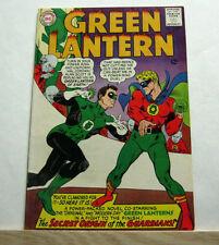 GREEN LANTERN #40 1st APP OF CRISIS,GOLDEN AGE GL CROSSOVER VF DC COMICS 1965 NR