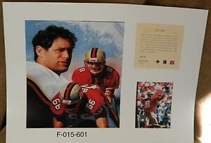 Steve Young San Francisco 49ers NFL11x14 Prints Hall Of Fame Brigham Young #3