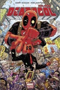 Marvel Now All New Deadpool 1 Panini