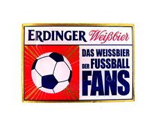 BIER Pin / Pins - ERDINGER WEISSBIER für FUSSBALL FANS [2019]