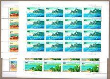 China 2001-14 Beidaihe Stamps Full Sheet - Sea Beach