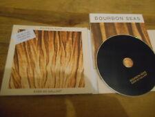CD Folk Bourbon Seas-ever così Gallant (11) canzone PRIVATE PRESS DIGI