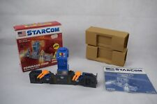 Boxed Starcom COMMAND POST, COLLECO, 1980S, VINTAGE TOY, SPACE,