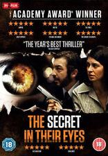 The Secret In Their Eyes DVD NEW dvd (I2F3230)