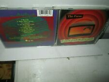 THE FARM - HULLABALOO 1994 Indie Rock cd Sire 10 songs Excellent Disc