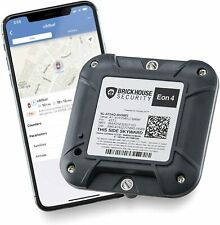 Eon 4G Long Life GPS Tracker - Tracks Cars, Trucks, Equipment - WiFi Capable