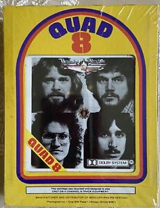 """QUAD 8 TRACK TAPE BTO """"HEAD ON"""""""