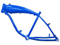 BBR Tuning 26 Inch Motorized Bicycle Frame w/ 2.4L Built In Gas Tank For 2-Strok