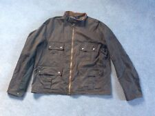 BARBOUR CHICO Cera Giacca da uomo Steve Mcqueen International Taglia XXL