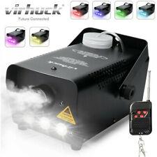 500W Smoke Machine Fog Effect Wireless Remote Control Halloween DJ Disco Party