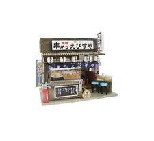 Billy Doll House Miniature Model Kit Handcraft Naniwa Kushi Katsu-Ya DHL Fast