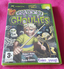 Grabbed by the Ghoulies Microsoft Xbox Jeu Video PAL complet