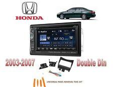 "NEW 2003-2007 HONDA ACCORD BLUETOOTH 6.2"" LCD TOUCHSCREEN STEREO COMBO DVD USB"