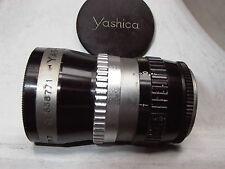 Cine Yashica 38mm/1.4 coated lens  Dmt m15  lens for Pentax Q Q10 Q7 Q-S1