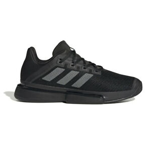 ADIDAS SOLEMATCH BOUNCE MEN ALL COURT TENNIS SHOE FREE UK TRACKED 48