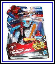 Amazing Spiderman 2 Movie _ Web Cannon Spider-Man Action Figure _  MOC