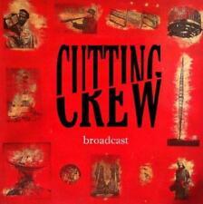 Cutting Crew - Broadcast (NEW CD)