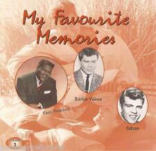 V/A - My Favourite Memories Volume 1 (USA 12 Tk CD Album)