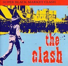 THE CLASH - SUPER BLACK MARKET CLASH CD (B-SIDES & RARITIES) UK-PUNK / 21 SONGS