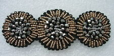 Sb215 Vogue Rhineshones Beaded Jewelry Applique Motif Hairdress/Shoes/Craft/Diy