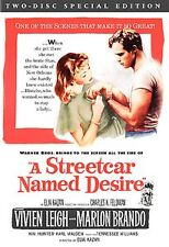 A Streetcar Named Desire (DVD, 1951, Two-Disc Special Edition) BRANDO