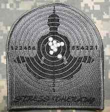 STRESS THERAPY US ARMY GROUP MORALE ISAF ACU DARK VELCRO® BRAND FASTENER PATCH