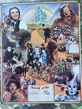1995 Tin Litho of the Movie The Wizard of Oz