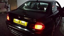 BMW 3 Series 5 Series X5 X6 LED Number Plate Lights Bulbs - Canbus White
