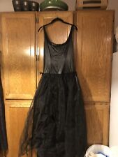 Jeannie Nitro GOTHIC Dress SZ Medium