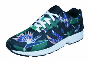 Retirarse áspero mayor  adidas ZX Flux Floral Athletic Shoes for Men for Sale | Authenticity  Guaranteed | eBay