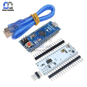 5V 16M UNO R3 ATmega32u4 Micro Board with Cable for Arduino Replace Pro Mini