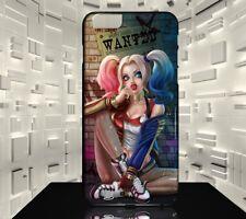 Coque rigide pour iPhone 7 HARLEY QUINN CONCEPT ART FUN 01