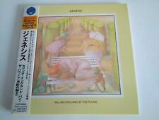 Genesis - Selling England By The Pound Japan mini-lp CD (VJCP-68092)
