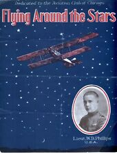 Flying Around The Stars 1921 Aviation Club of Chicago Sheet Music