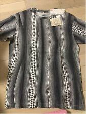 Polka Dots T-shirt Men's Size US M UNIQLO Yayoi Kusama Waves MoMA SPRZ NY Art